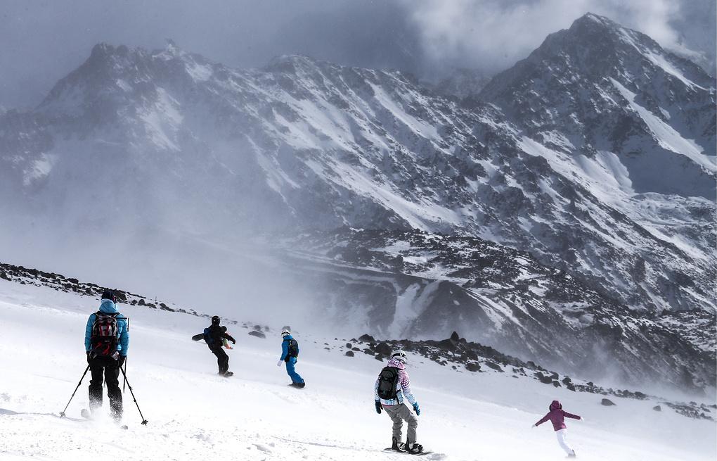 В Кузбассе будет центр горнолыжного спорта и сноуборда.